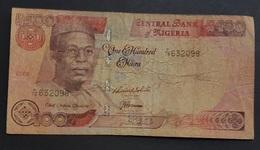 FD0513 - Nigeria 100 Naira Banknote 2005 #P/18 632098 - Nigeria