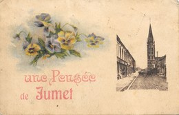 Jumet NA81: Une Pensée De Jumet 1928 - Charleroi