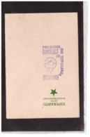 "TEM1739  -   LODZ   IX.1964     /     SHEET OF PAPER  ""  XVII TUTPOLLANDA KONGRESO DE ESPERANTO "" - Esperanto"