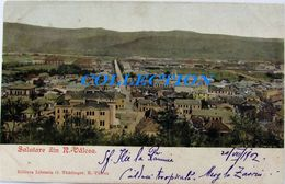 Salutari RAMNICU VALCEA 1902, Vedere Generala, Raritate Necirculata - Roumanie