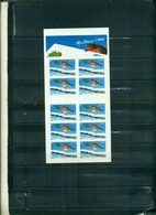 FRANCE TIMBRES DE VOEUX 2003 1 CARNET DE 10 TIMBRES ADHESIF NEUF A PARTIR DE 2.50 EUROS - Commemoratives