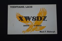 LAOS YEAR 1977 - Amateurfunk
