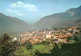 Cartolina Saint Vincent Panorama - Italia