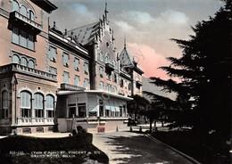Cartolina Saint Vincent Grand Hotel Billia - Italia