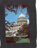 94491   Stati  Uniti,  The  Impressive Dome Of The Capitol Building At Washington,  D. C.,  NV - Washington DC
