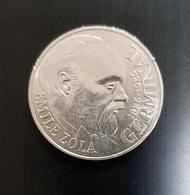 FRANCE 100 Francs 1985 Emile Zola - N. 100 Francs