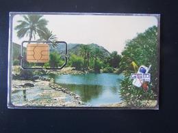 GSM SIM    OMAN  TOP MINT - Oman