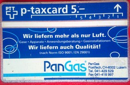 Swtzerland PTT-ptaxcard 5 Mint - Switzerland