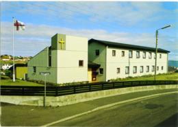 FAROE ISLANDS  FÄRÖER  TORSHAVN  Kerit  Franciscan Convent - Färöer
