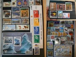 Andorre - Timbres De 2008 à 2011 - Neufs ** - Valeur Faciale = 50 € - Description - Andorre Français