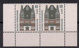 2000 Allem. Fed. Yv. 1972 A  Mi. 2139 **MNH Sehenswürdigkeiten: Rathaus, Wernigerode - [7] Repubblica Federale