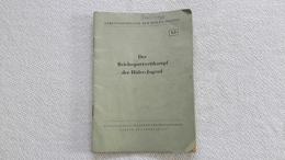 Heft Der Reichssportwettkampf Der HJ 1942 Arbeitsrichtlinie Sport - 1939-45