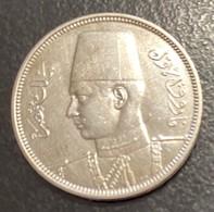 MONEDA DE 5 PIASTRAS AÑO 1939 - Egypt
