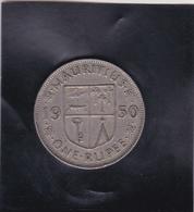 Monnaie Maurice - Mauritius De 1950 - Argus: Monnaies Du Monde J.L. THIMONIER - Maurice