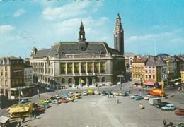 CHARLEROI - HAINAUT - BELGIQUE - CPSM ANIMÉE. - Charleroi