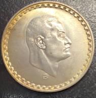 MONEDA DE 50 PIASTRAS  AÑO 1970 - Egypt