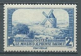 France YT N°311 Le Moulin D'Alphonse Daudet Neuf ** - France