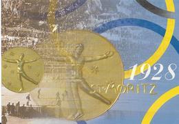 SUISSE : JEUX OLYMPIQUES DE NAGANO 1998 - Invierno 1998: Nagano
