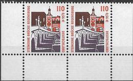 2000  Allem. Fed. Deutschland Mi. 2140**MNH   Sehenswürdigkeiten - [7] Repubblica Federale