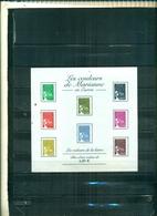 FRANCE LES COULEURS DE MARIANNE EN EUROS -LES VALEURS DE LA LETTRE 1 BF NEUF A PARTIR DE 3,25 EUROS - Mint/Hinged