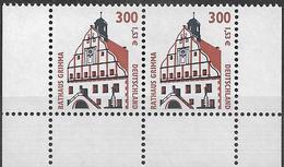 2000 Allem. Fed. Deutschland   Mi. 2141 **MNH  Sehenswürdigkeiten : Rathaus, Grimma - [7] République Fédérale