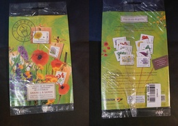 "France - 2011 - Collector ""Les Timbres à Semer"" - 10 IDT Neufs ** - Sous Blister - Collectors"