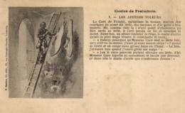 E 0526 - Contes De Fraimbois    Les Apôtres Voleurs (54) - Fairy Tales, Popular Stories & Legends