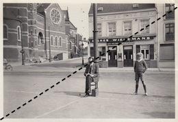 Photo Championnat De Balle Pelote  à Uccle Juin 1935 Vanderlinden Expert - Sports