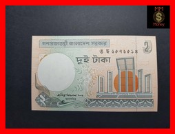 BANGLADESH 2 Taka 2002  P. 6 C UNC - Bangladesh