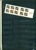 FRANCE VACANCES 2003 1 CARNET DE 10 TIMBRES ADHESIF NEUF A PARTIR DE 2 EUROS - Commemoratives