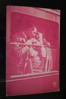 B746 Couple Gallant Love Romantic Train - Coppie
