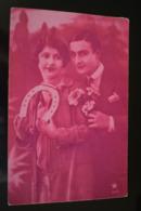 B747 Couple Gallant Love Romantic - Coppie