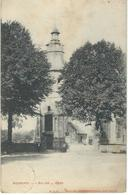 ROOBORST - ROBORST : L'Eglise - Kerk - Cachet De La Poste 1907 - Zwalm