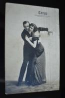 B749 Couple Gallant Love Romantic Tango - Coppie