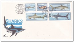 Ciskei 1983, Fishes, Sharks - Ciskei