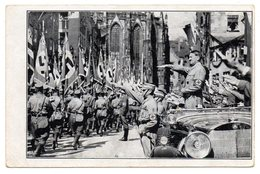 Reichsparteitag Nürnberg 1934 AK Ungebraucht - Deutschland
