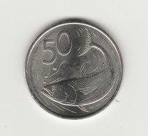 50 CENTS 2015 - Cookeilanden