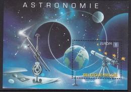 BLOC NEUF DE BELGIQUE - EUROPA 2009 : L'ASTRONOMIE N° Y&T 131 - Europa-CEPT