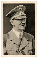 Sonderstempel Wilhelmshaven Besuch Des Führers 1. April 1939 Auf AK - Deutschland