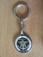 Insigne Militaire / Porte-clefs Militaire Du Régiment D'Infanterie Des Chars De Marine (RICM) - Navy