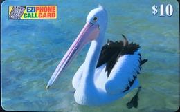 AUSTRALIE  -  Prepaid  -  EZIPHONE CALCARD   -  Pelican -  $ 10 - Australië