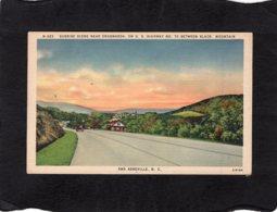 94498   Stati  Uniti,   Sunrise Scene Near Swannanoa, On U. S. Highway NO. 70 Between Black  Mountain,  Asheville, N. C - Asheville