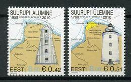 2010Estonia 662-663Beacons - Estonie