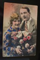 B754 Couple Gallant Love Romantic - Coppie