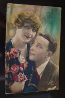 B755 Couple Gallant Love Romantic 1930 Lola - Coppie