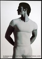Homme En Sous-vêtements Blancs DIM Man In White Underwear - Moda