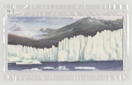 """FRANCE - Bloc Souvenir N° 34 - Neuf Sous Blister - """"Emission Commune France - Groenland 2007"""" - - Souvenir Blocks"""