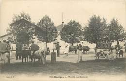 18 BOURGES - MARCHE AUX BESTIAUX - Bourges