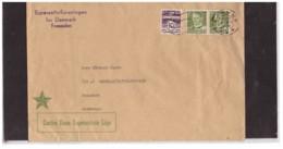 629  -   AARHUS  15.11.1948     /     CENTRO DANA ESPERANTISTA LIGO - Esperanto