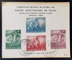 CILE 1972 CALCIO - Cile